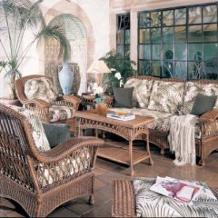 Furniture made of Rattan from Indonesia