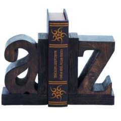 Wooden decorative letters