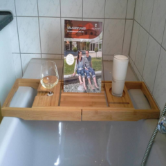 Bathtube tray