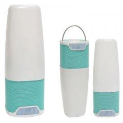 Starlite Bluetooth Lautsprecher mit LED Licht und Power Bank