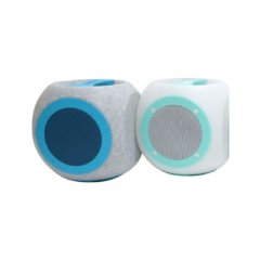 Starlite bluetooth speaker cube with LED light