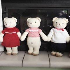 Teddybär Lizzie