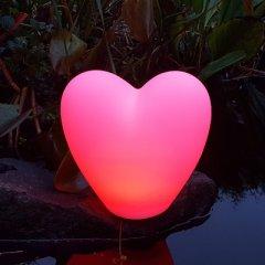 LED Beleuchtung Herz