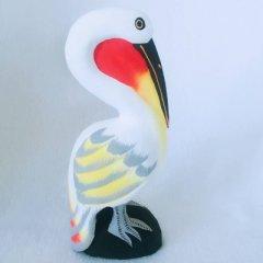 Pelikan weiß