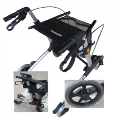 Foldable walker